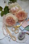 オンラインセミナー開催】河本麻記子さん×大野耕生さん 手芸屋さんのバラ~Roses de Mercerieの魅力