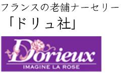フランスの老舗ナーセリー「ドリュ社」